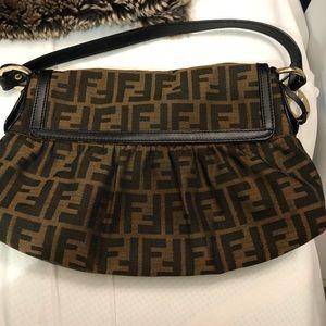 Fendi Bags - Authentic Fendi Zucca Bag